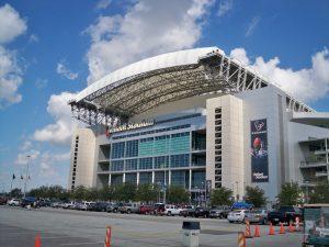 NFL Heute das NRG Stadium