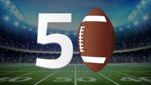 50 Tage noch - 50 Gründe für die NFL