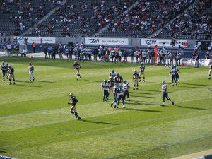 NFL Europa: Hamburg Sea Devils @ Berlin Thunder
