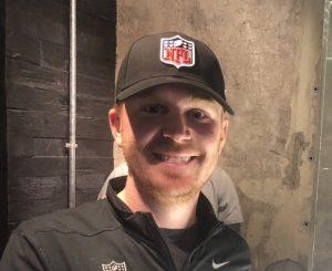 NFL-Spiel in Deutschland - Alex Johnston