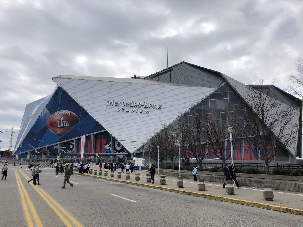 Super Bowl LIII - Stadion