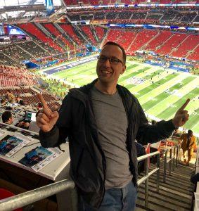 Super Bowl LIII - ich