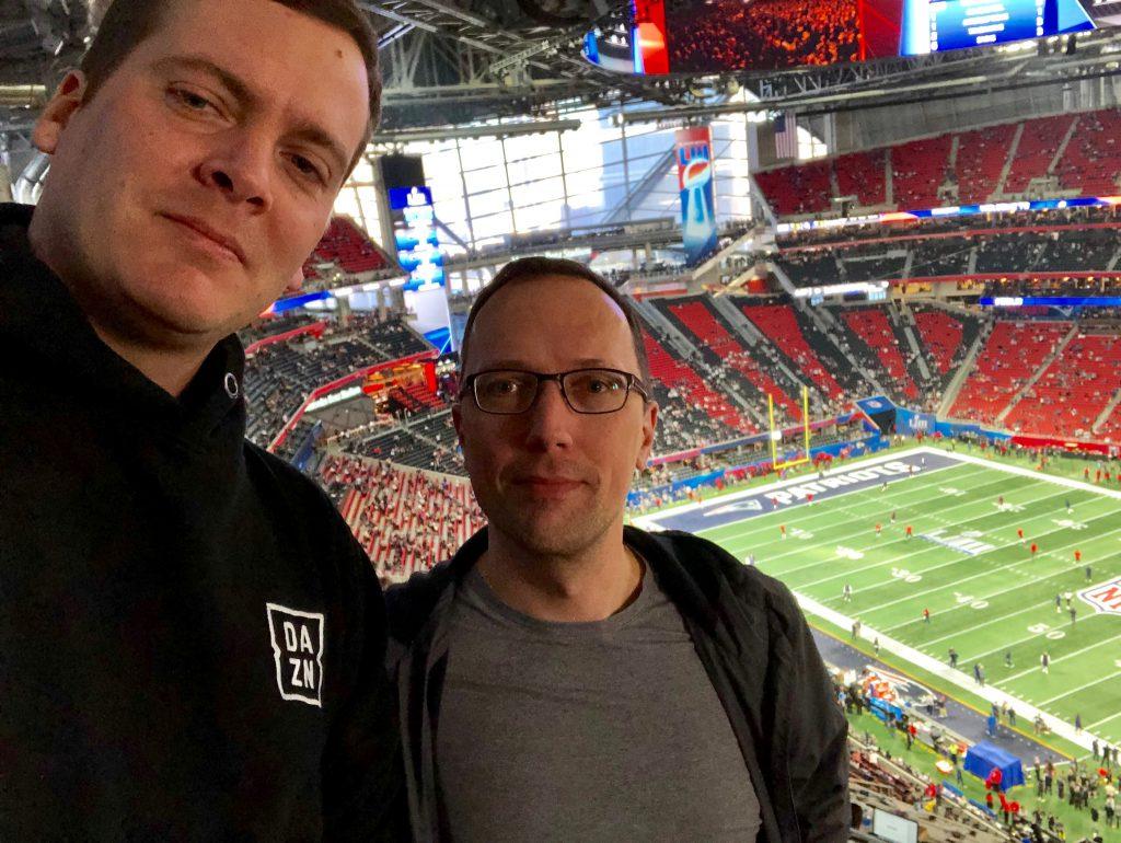 Super Bowl LIII - Pfanner