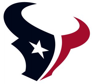 Houston Texans - Logo ohne