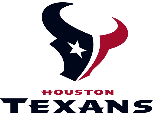 Houston Texans - Logo mit