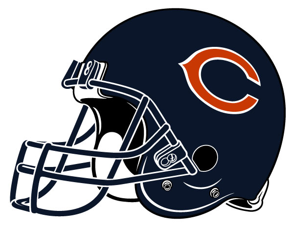 Chicago Bears - Helm