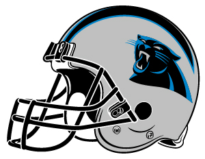 Carolina Panthers - Helm