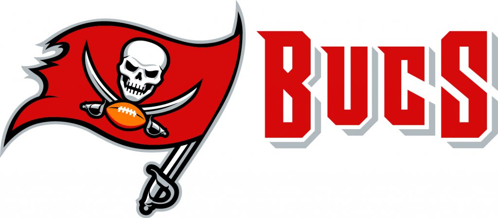 Tampa Bay Buccaners - Flagge