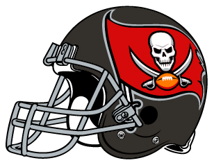 Tampa Bay Buccaners - Helm