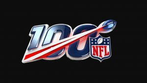 NFL 100 Gründe - Logo