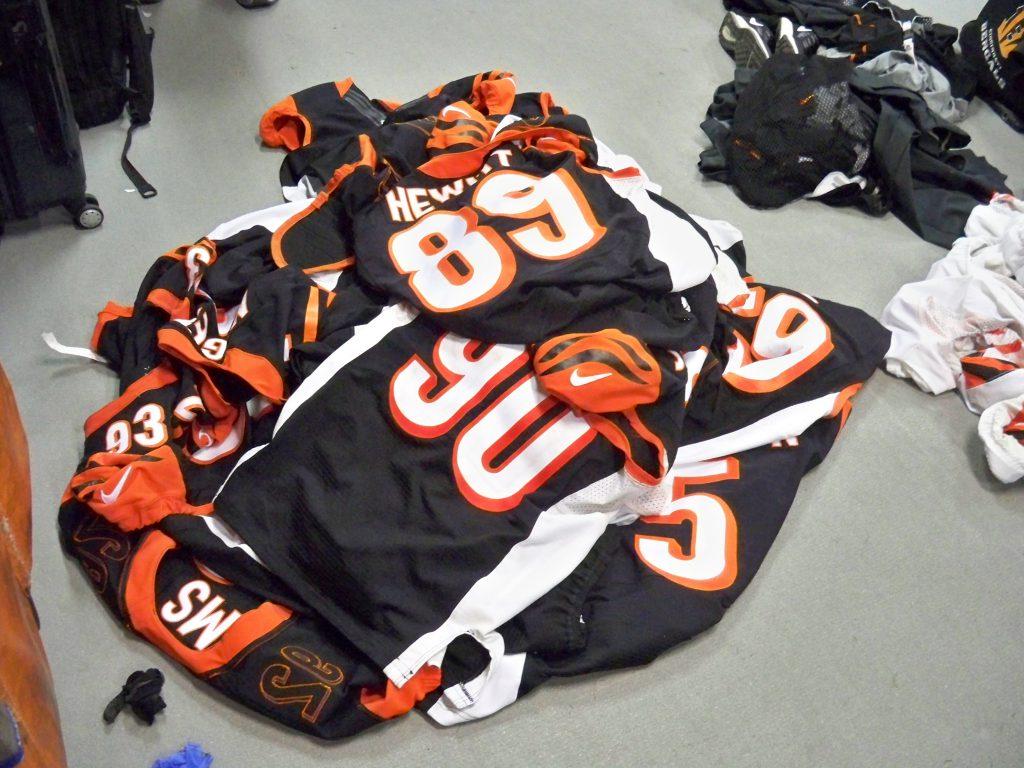 Trikotwerbung in der NFL? - London