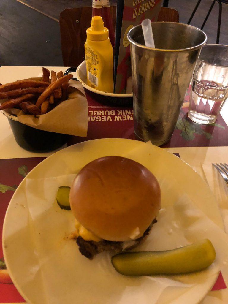 NFL London - Byron Burger
