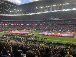 NFL London Tickets - Stadion innen