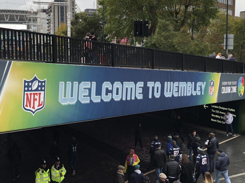 NFL London Tickets - Wembley