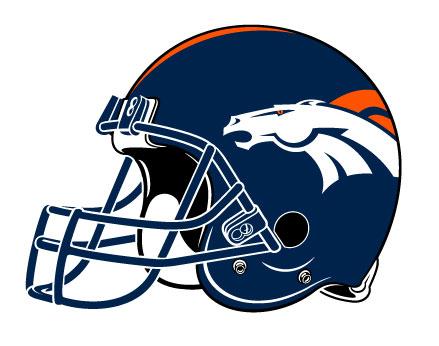 Denver Broncos - Helm