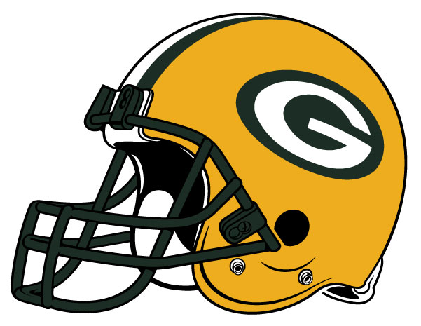Green Bay Packers - Helm