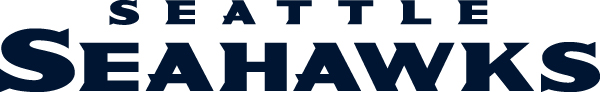 Seattle Seahawks - Schrift