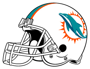 Miami Dolphins - Helm