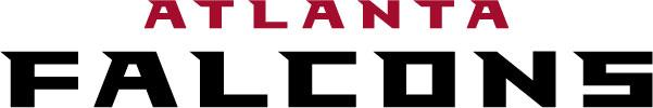 Atlanta Falcons - Schrift