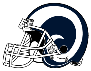 Los Angeles Rams - Helm