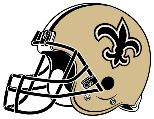 New Orleans Saints - Helm