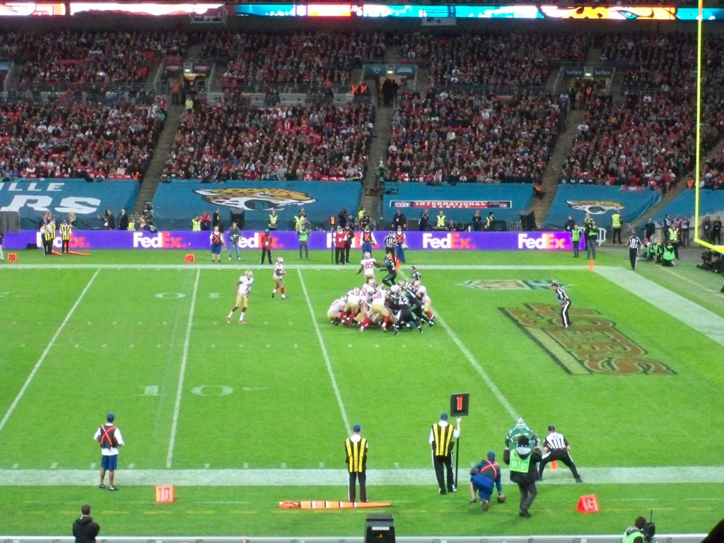 Jacksonville Jaguars - London 2013 International Series