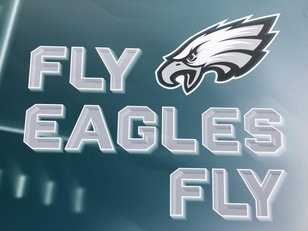 Philadelphia Eagles - Fly Eagles Fly