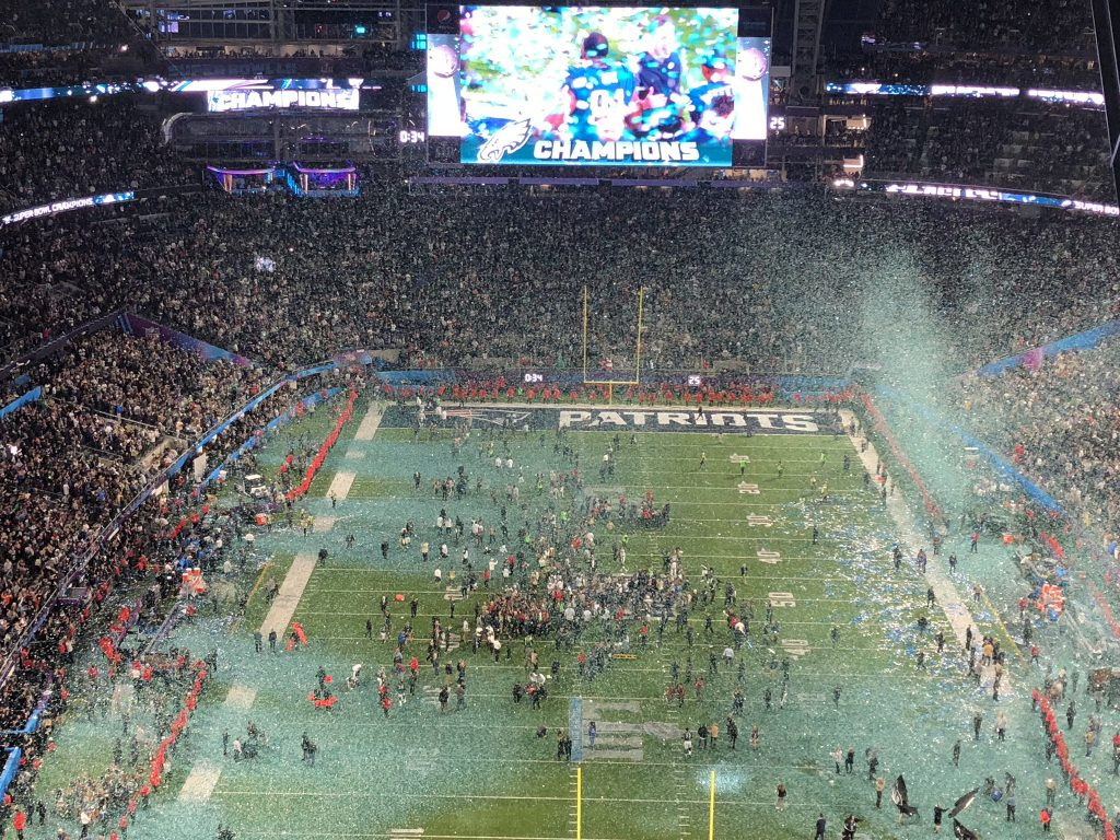 Philadelphia Eagles - Super Bowl LII