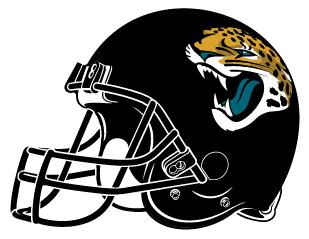 Jacksonville Jaguars - Helm