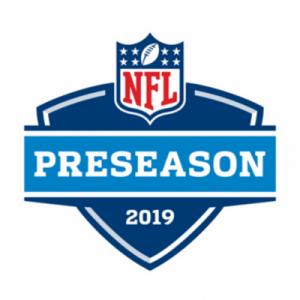 Preseason 2019 live - Logo