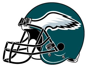 Philadelphia Eagles - Helm