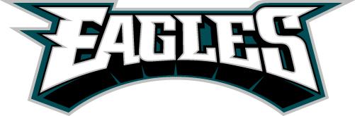 Philadelphia Eagles - Schrift
