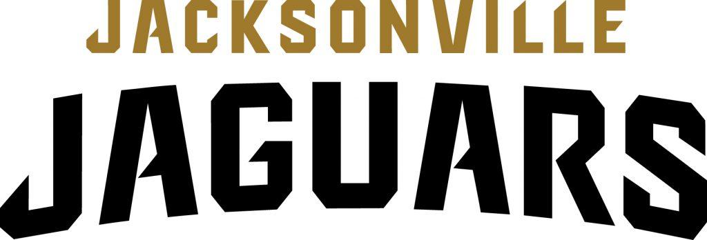 Jacksonville Jaguars - Schrift