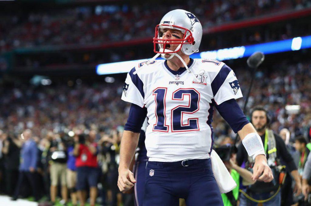 Tom Brady - 12