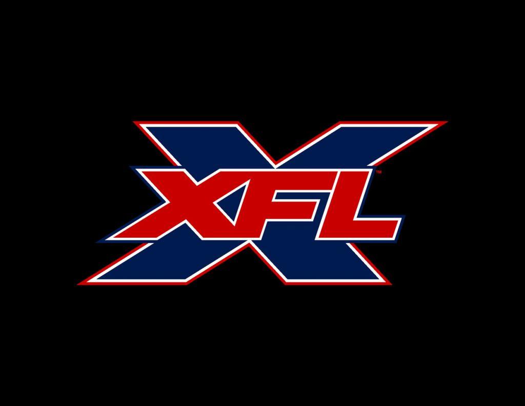XFL Teamnamen und Logos - Logo XFL Draft