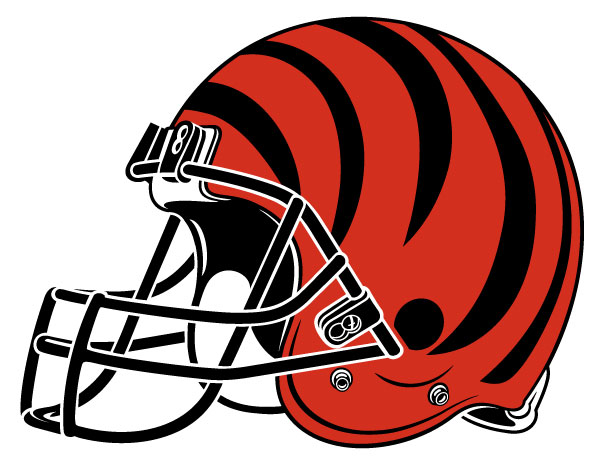 Cincinnati Bengals - Helm