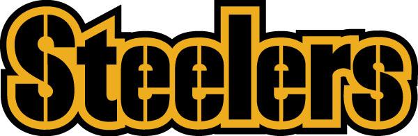 Pittsburgh Steelers - Schrift