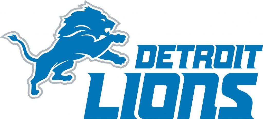Detroit Lions - Logo groß