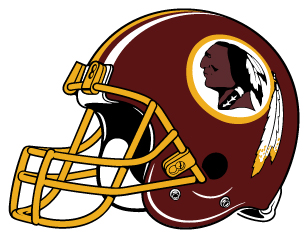 Washington Redskins - Helm