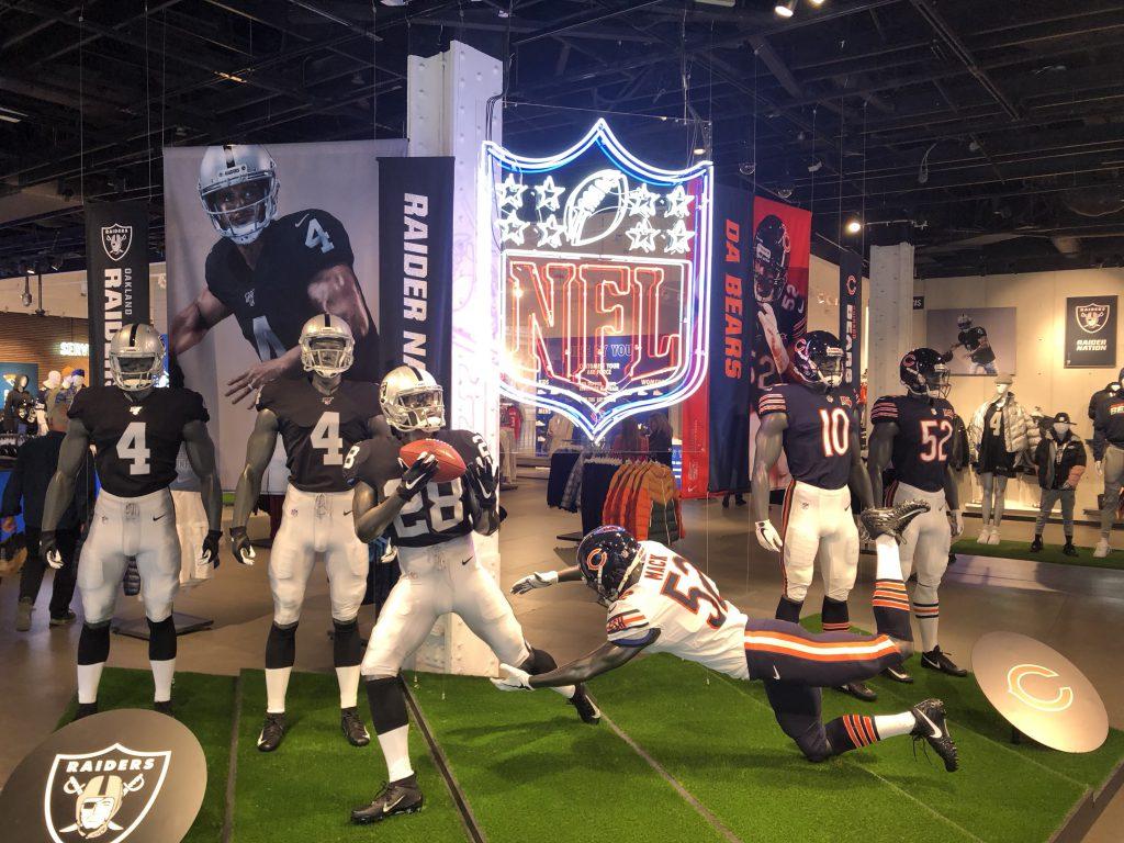 NFL London Liveticker - Fanshop