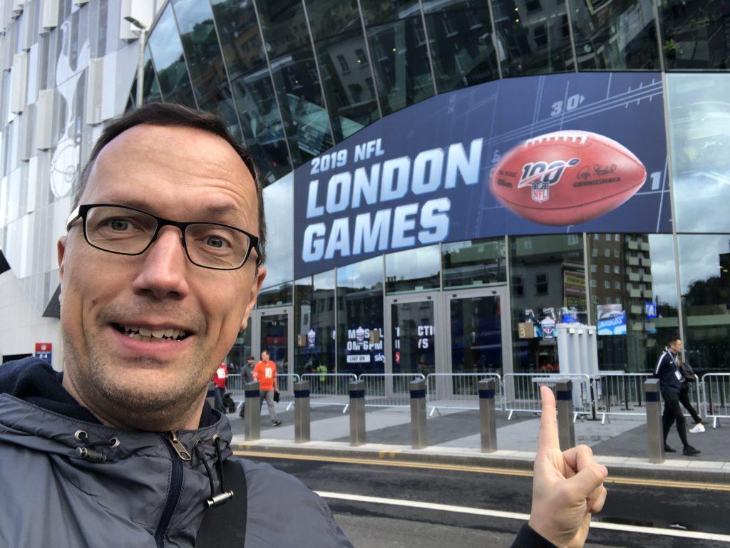 NFL London Liveticker - ich