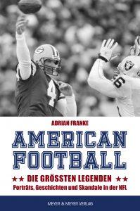 American Football: Die größten Legenden - Cover