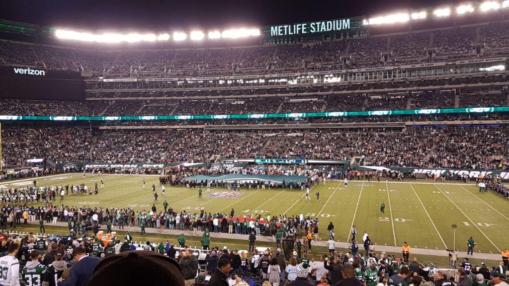 NFL Reisen - Metlife Stadium