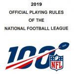 NFL Regeln, die es nicht mehr gibt