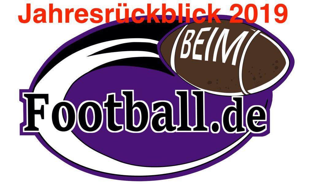 Jahresrückblick 2019 - Logo