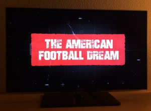 The American Football Dream - Logo