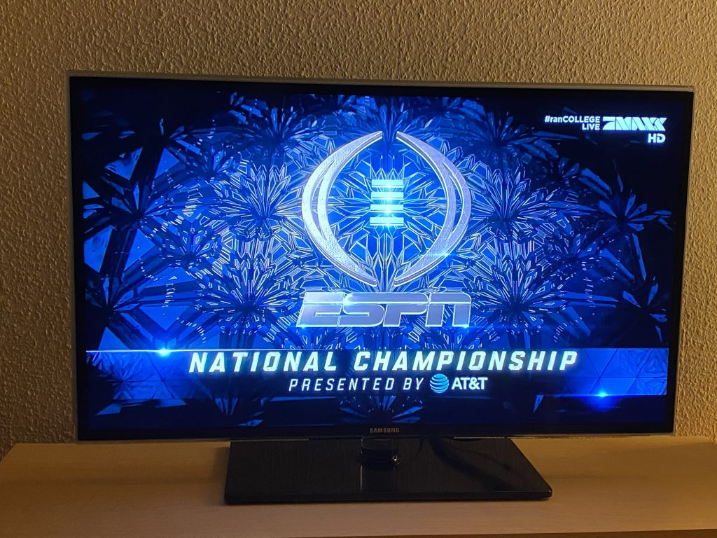 College Football Finale - Logo