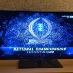 College Football Finale - meine Eindrücke
