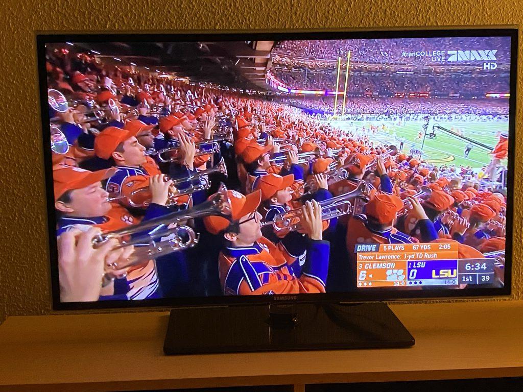 College Football Finale - Fans