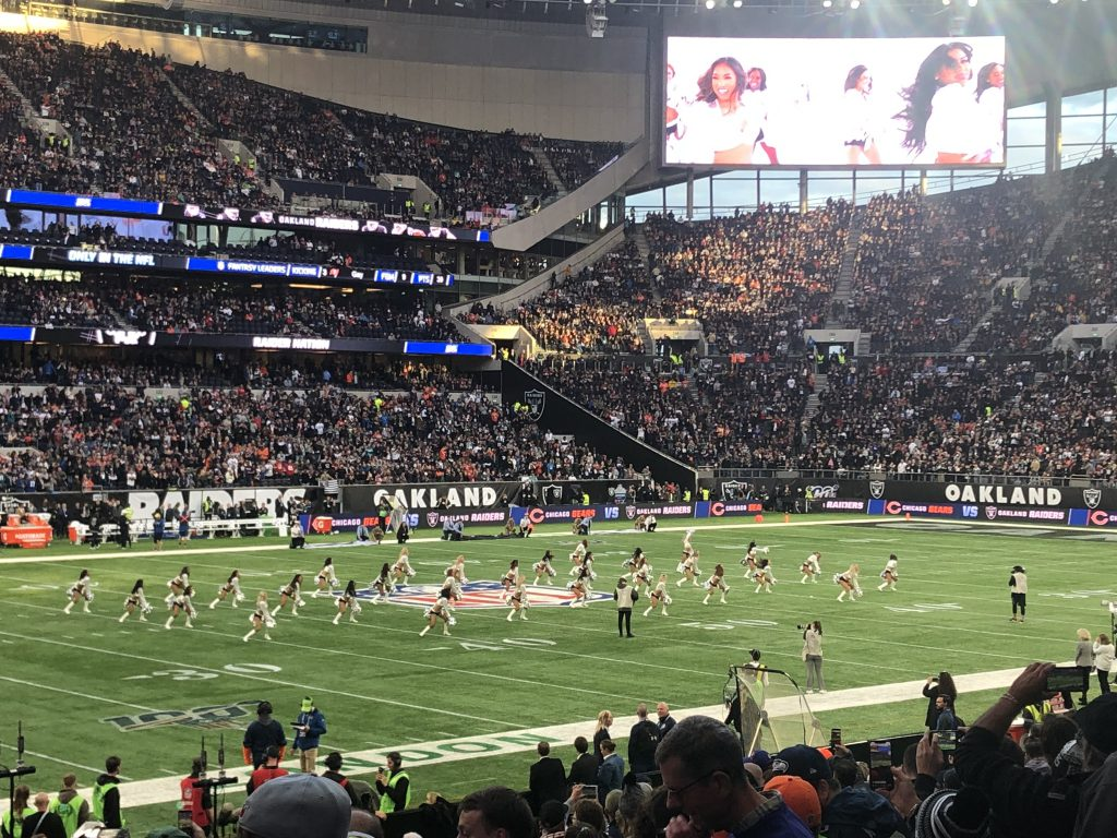 NFL Football ABC - C - Cheerleader